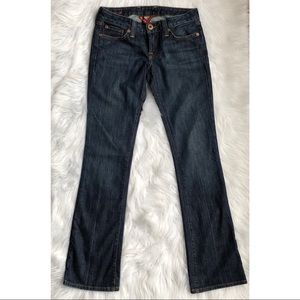 •Lucky Brand Lola Bootcut Jeans, Size 0-25